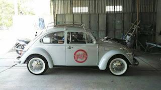 JURAGAN MOBIL KLASIK VW : Dijual VW Kodok Type 1300/1971