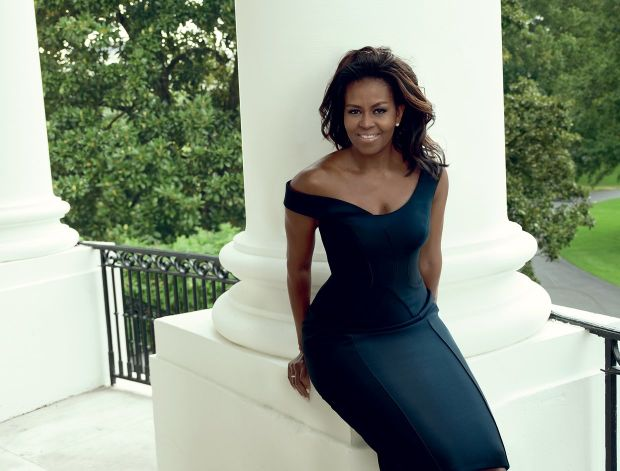 Vogue - Michelle Obama Dec 2016
