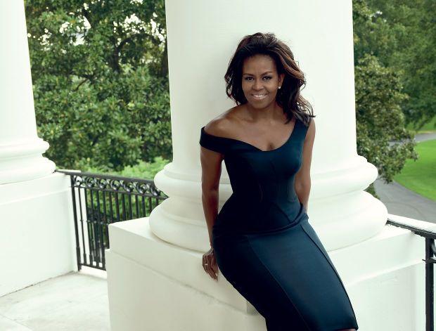 Vogue - Michelle Obama Dec 2016