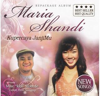 Lirik dan Kord Gitar Ku Percaya JanjiMu - Maria Shandi