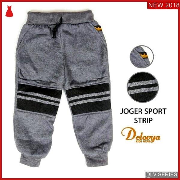 DLV01E44 Ecer Jogger Anak Sport Celana Panjang Balita Murah BMG