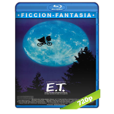 E.T. El Extraterrestre (1982) BRRip 720p Audio Trial Latino-Castellano-Ingles 5.1