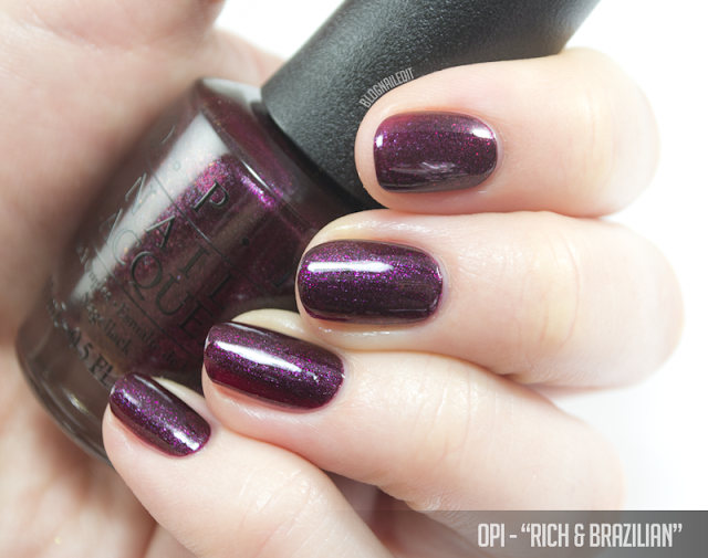 OPI - Rich & Brazilian