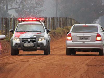 Incêndio em zona rural de Cajobi traz prejuízo aos produtores
