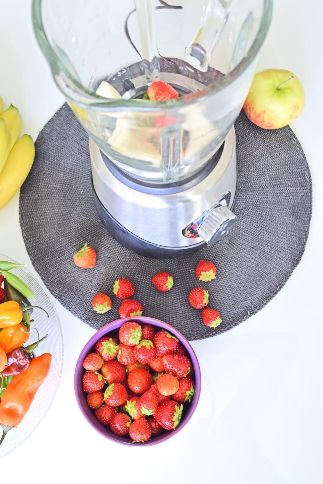 blender do warzyw i owoców