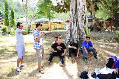 Be Happy at Gathering Lombongo