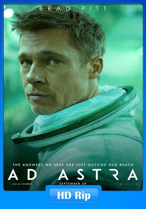 Ad Astra 2019 720p WEBRip x264 | 480p 300MB | 100MB HEVC