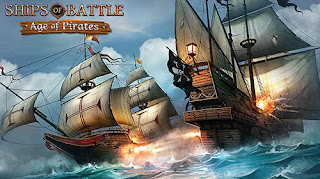 Ships of Battle Age of Pirates V1.6 MOD Apk ( Unlimited Money )