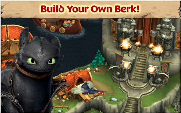 Download Dragons Rise of Berk V1.24.10 MOD APK