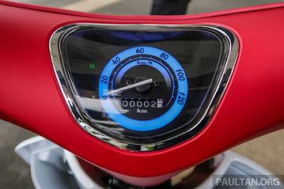 Honda WMoto Cub Classic Rilis di Malaysia, Dengan Harga 16 Jutaan