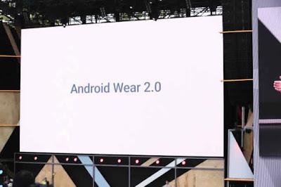 مؤتمر قوقل : قوقل تطلق Android Wear 2.0 للساعات الذكية