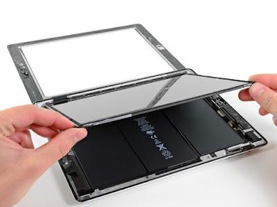 Quan sát quy trình sửa chữa là cách bạn bảo vệ ipad của mình