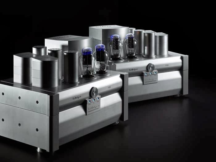 Mono and Stereo High-End Audio Magazine: Silbatone P-300