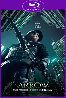 Arrow 5ª Temporada (2016) Web-DL 720p/1080p Torrent Dual Áudio / Dublado