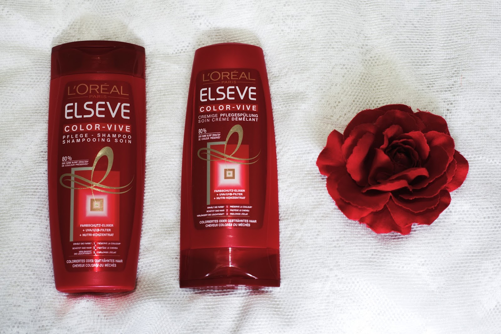 L'Oréal Casting Creme Gloss Dunkle Kirsche | Rose Kiara Peaches