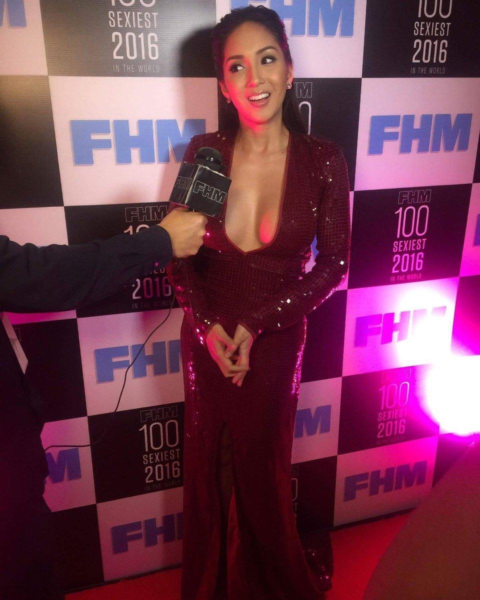 Roxanne Barcelo FHM 100 Sexiest 2016
