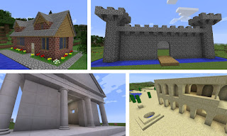 ArchitectureCraft Mod para Minecraft 1.8/1.8.9