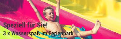 Ferienpark mit Spassbad