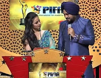 Divya Dutta and Gurpreet Ghuggi LIVE Performance - PIFAA
