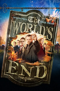 Poster The World's End