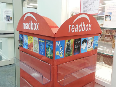 Photo of Readbox Designed Like Redbox Movie Rentals For Your Classroom Library!
