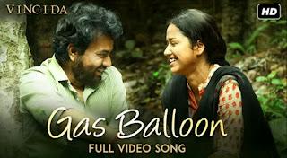 Gas Ballon Lyrics Vinci Da