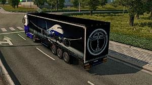 Boeing trailer mod