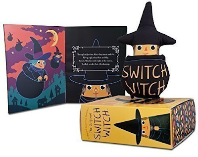 Celebrate Halloween with The Switch Witch