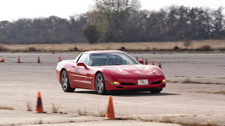 #51 BS 1999 Chevrolet Corvette FRC