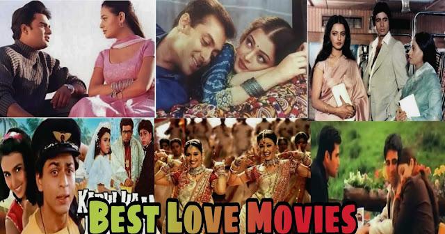 Love Story Movies Hindi Best Movie List