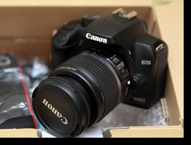 Review Spesifikasi Dan Harga Kamera Canon Eos 1000D