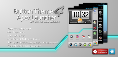 Button Theme 4 Apex Launcher - Title Screen