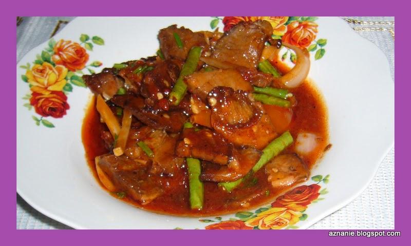 Tentang Aku: Resepi Daging Masak Merah Ala Thai ...
