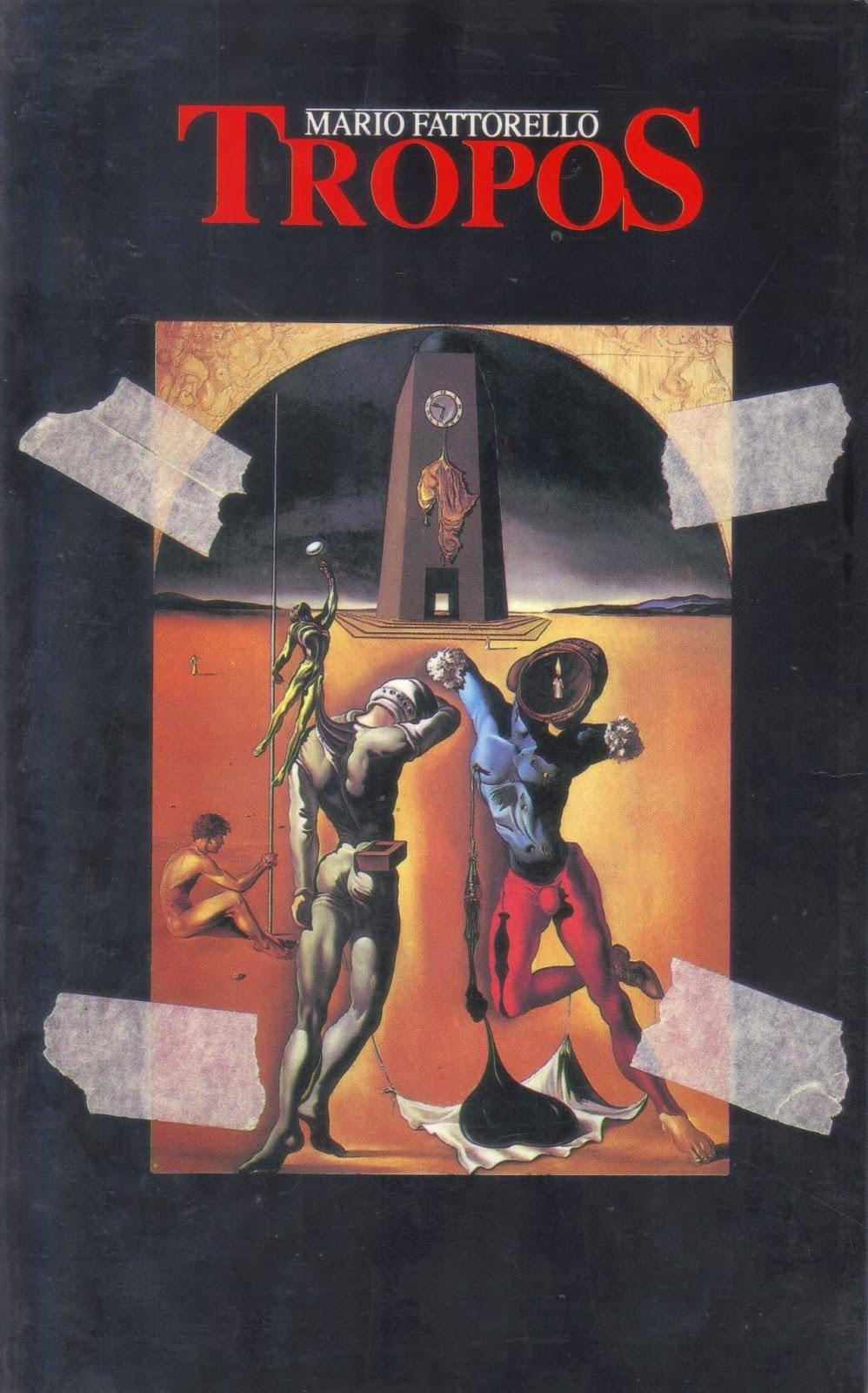 Portada del libro TROPOS de Mario Fattorello