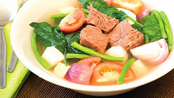 Tasty Corned Beef Sinigang Recipe