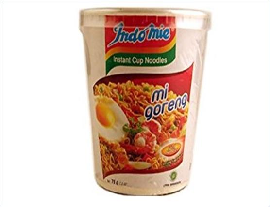 Indomie Mi Goreng CUP Fried Noodles 100 HALAL