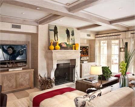 TEN MOD Mediterranean Living Room Design Ideas To Inspire - MHB