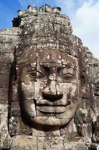Presupuesto, Camboya, Siem Riep, Angkor Wat, Bayon