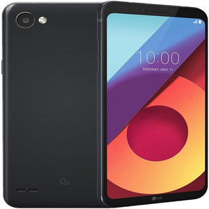 LG Q6 Black 3GB RAM