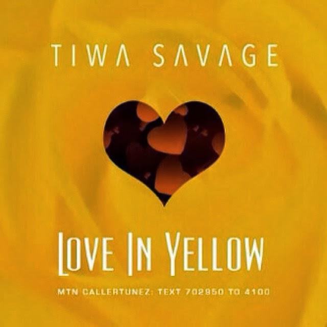 Tiwa Savage - Love In Yello image