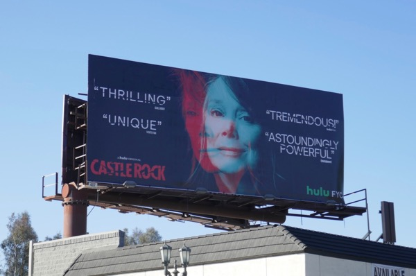 Castle Rock Sissy Spacek consideration billboard