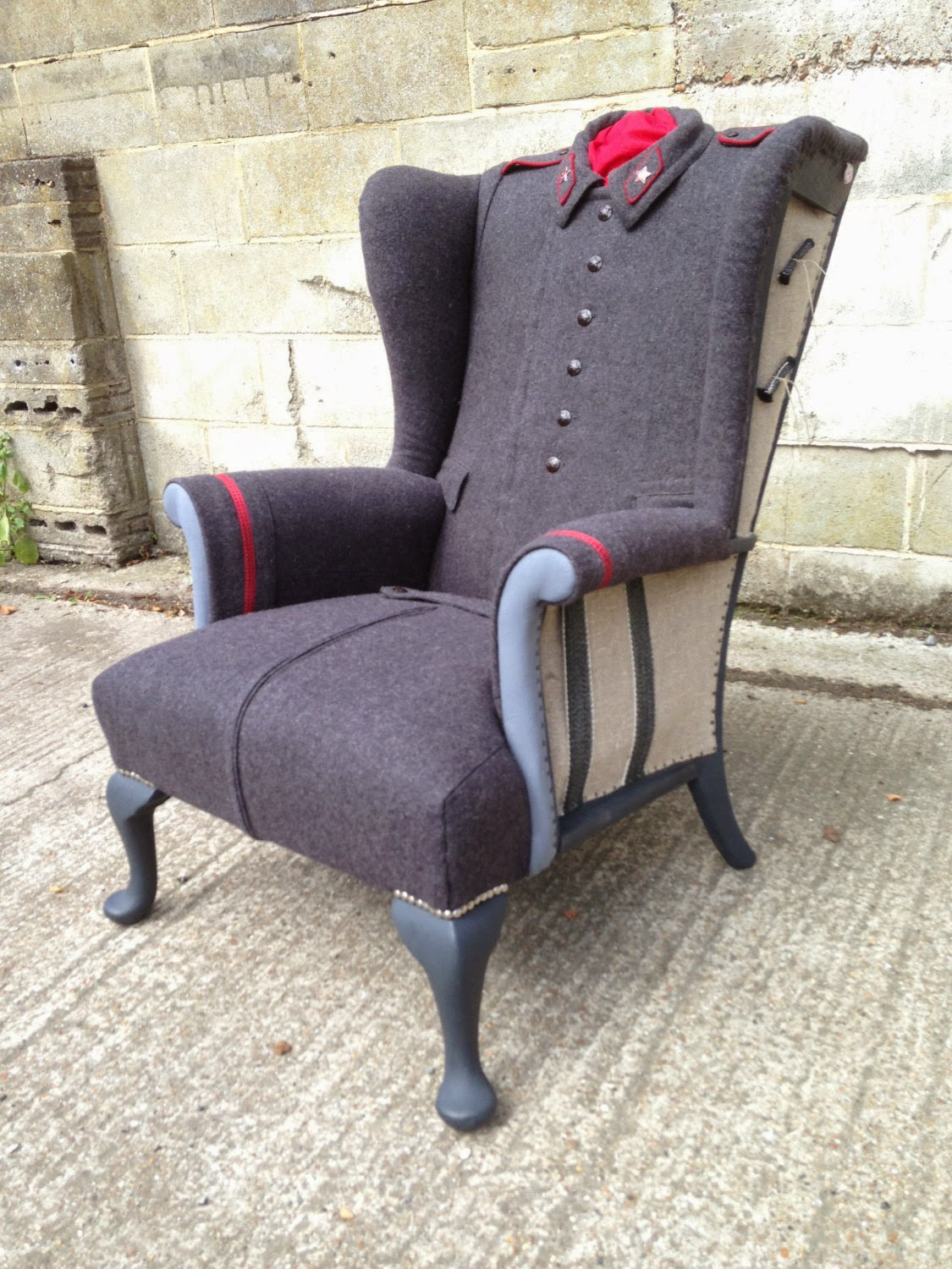 09-Soviet-Overcoat-RescuedRetroVintage-Upcycled-Vintage-Armchairs-&-Chairs-www-designstack-co