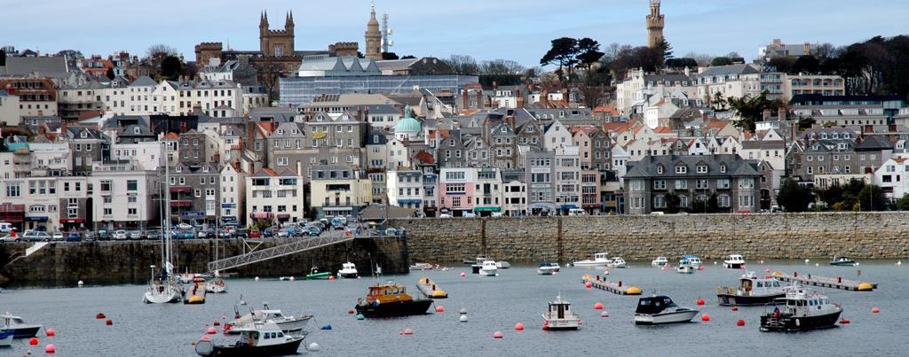 Saint Peter Port | Capital de Guernsey