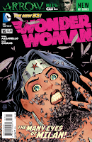 Wonder Woman #16 Cover