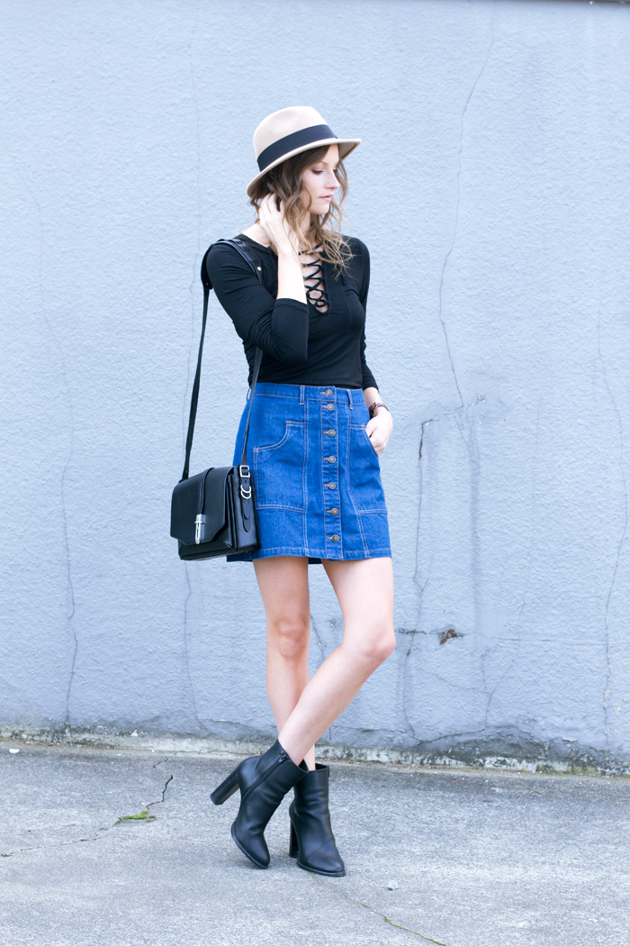 Vancouver Fashion Blogger, Alison Hutchinson, of Styling My Life