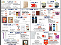 Hobby Lobby Weekly Ad Preview October 13 - 19, 2019
