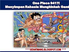 One Piece 941?! Menyimpan Rahasia Mungkinkah Gambar Sampul