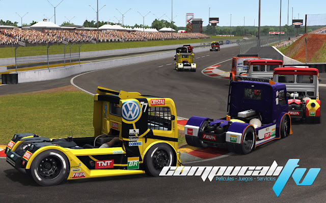 Formula Truck Simulator 2013 PC Full Español