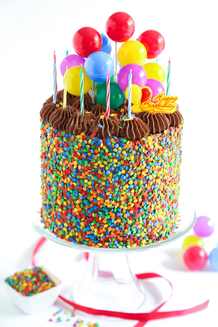 Birthday Cake Images Pic : The Birthday Cake! Sprinkle Bakes