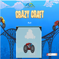 Crazy Craft (Construction Based Game)